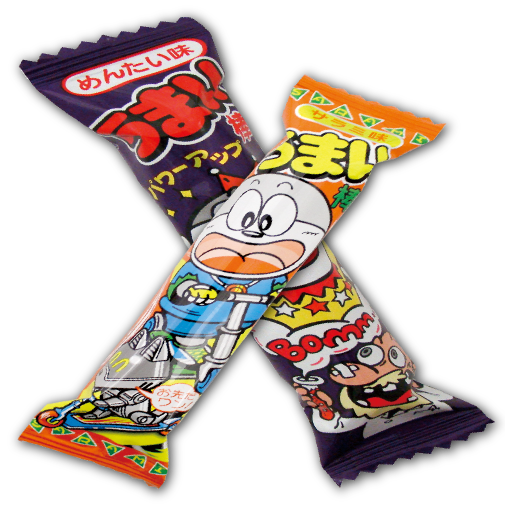 アミューズメント事業|駄菓子アイコン3|レニオンコーポレション|高知