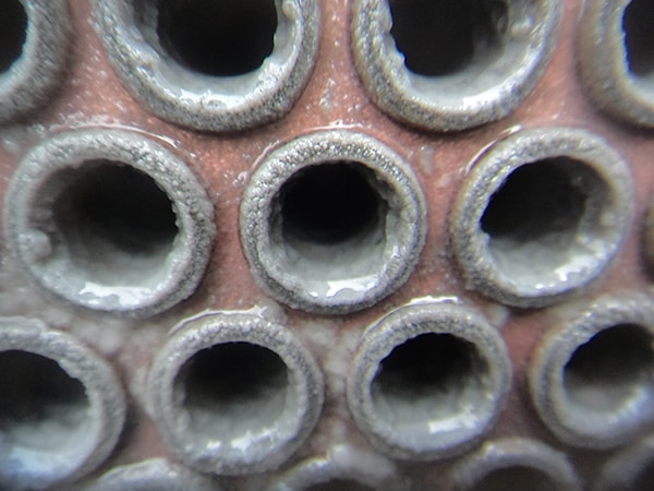 ブラスト施工例|管外施工前|レニオンコーポレション|高知